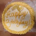 Andrew's Lemon Cake