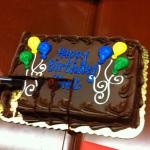 Chet's chocolate cake