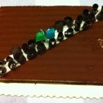 Chocolate Cake from Wegmans