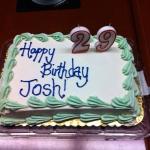 Josh's Cake